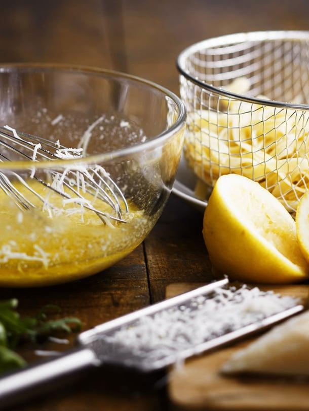 """Pasta on todellista pikaruokaa. Kuva: <span class=""""photographer"""">Panu Pälviä</span>"""
