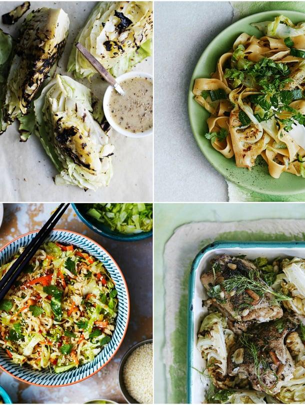 Varhaiskaali sopii grilliin, pannulle, salaattiin ja paahdettavaksi.