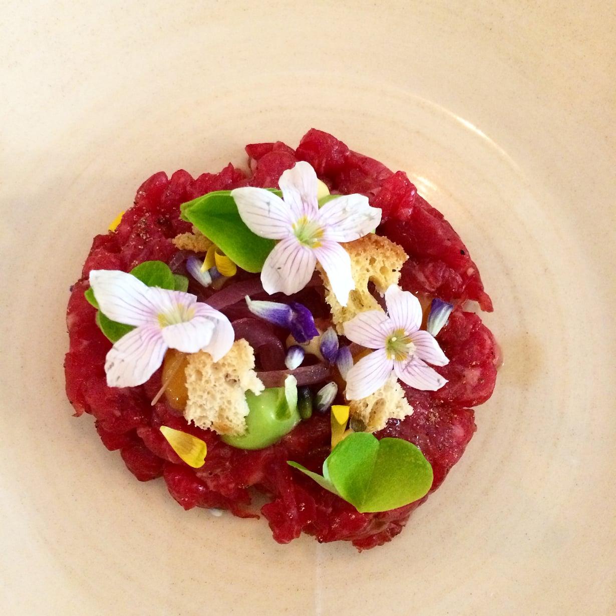 Savunmakuinen tartar on yksi Taste of Helsinki -tapahtuman ruuista.