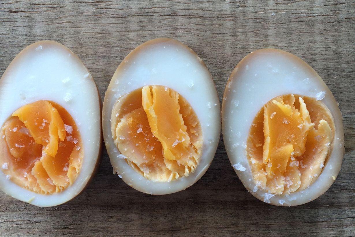 Marinoidut munat ovat yksi viime aikojen superhittejä. Kuva: Sanna Maskulin