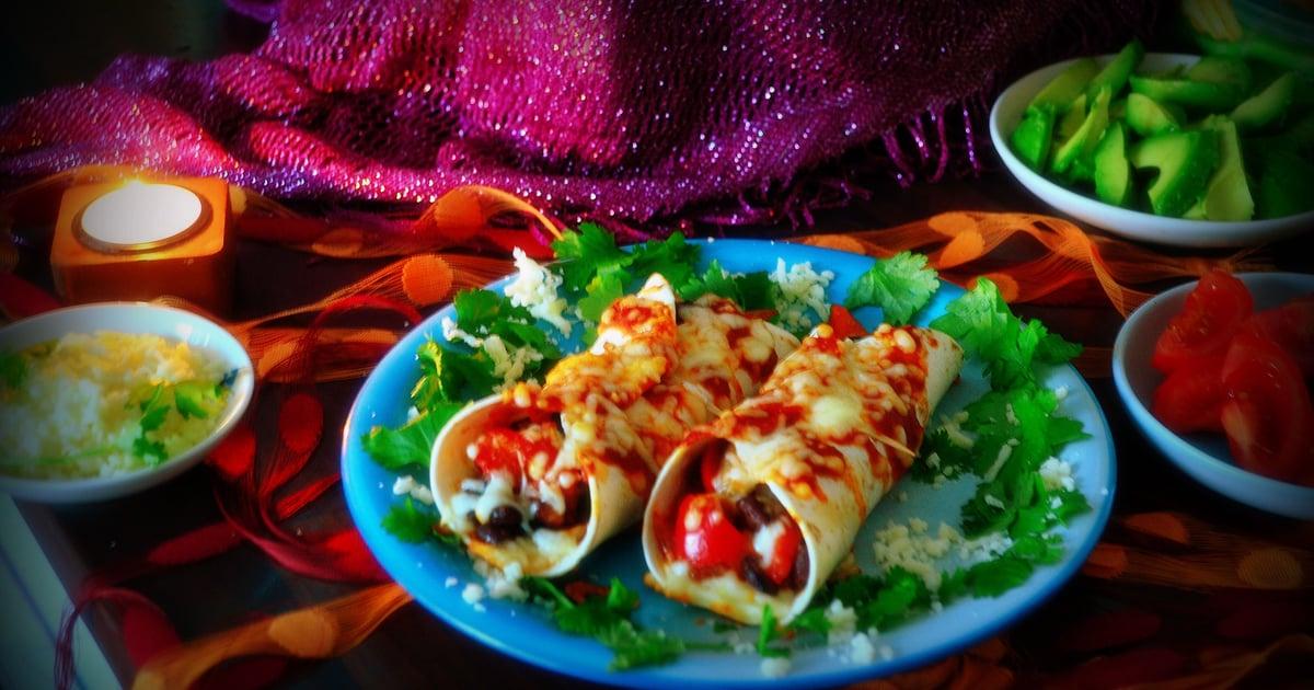 Mustapapu Tortilla