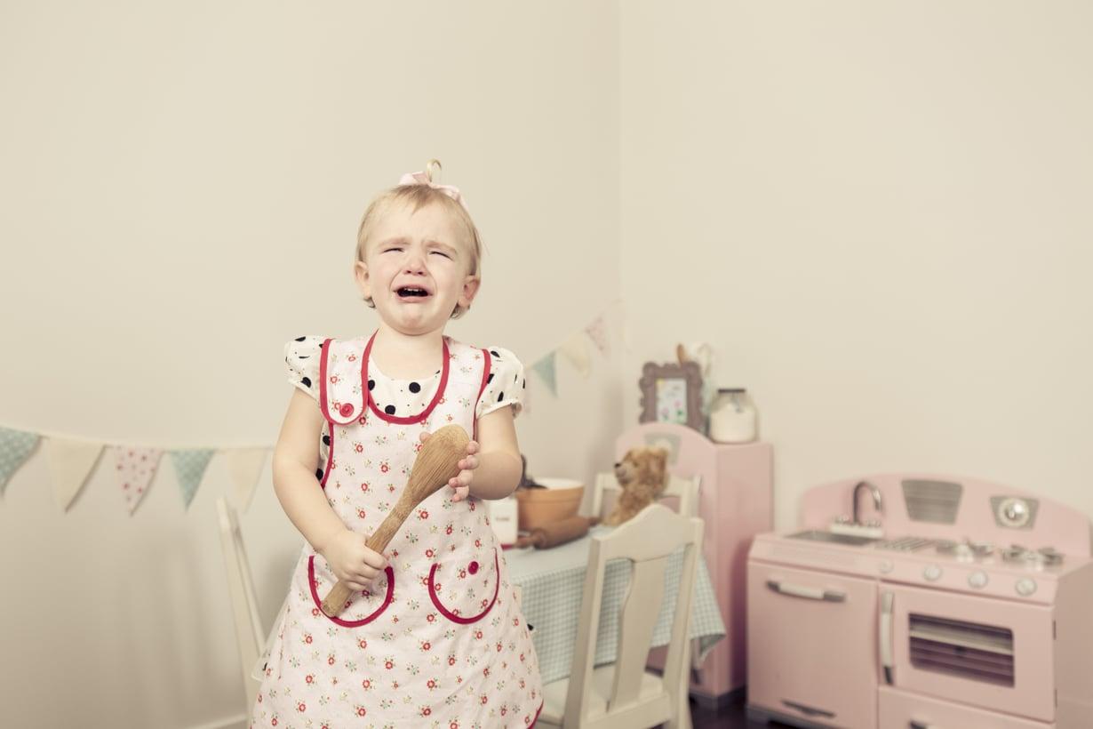 Ei auta itku nälkään. Kuva: iStock